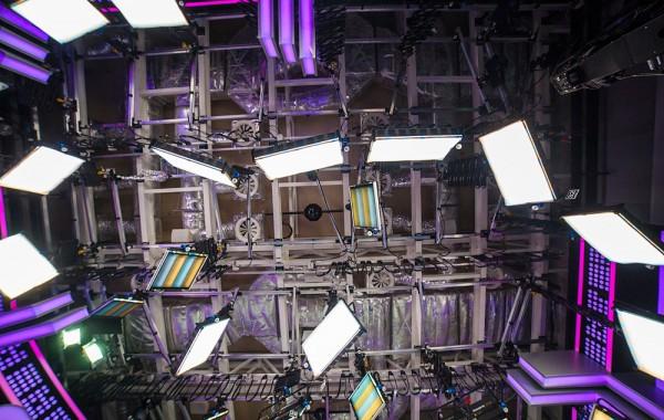 Подвесные системы телевизионных студий