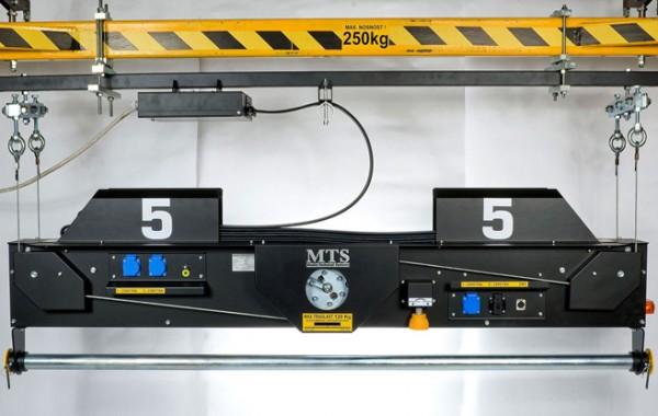 Подвесные механизмы для телестудій