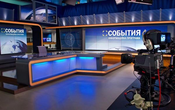 "HD формат на телеканалі ""Україна"""