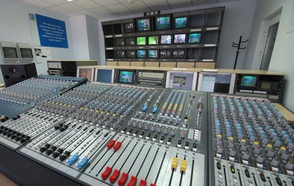 Виртуальная студия и аппаратно-студийный блок ESG
