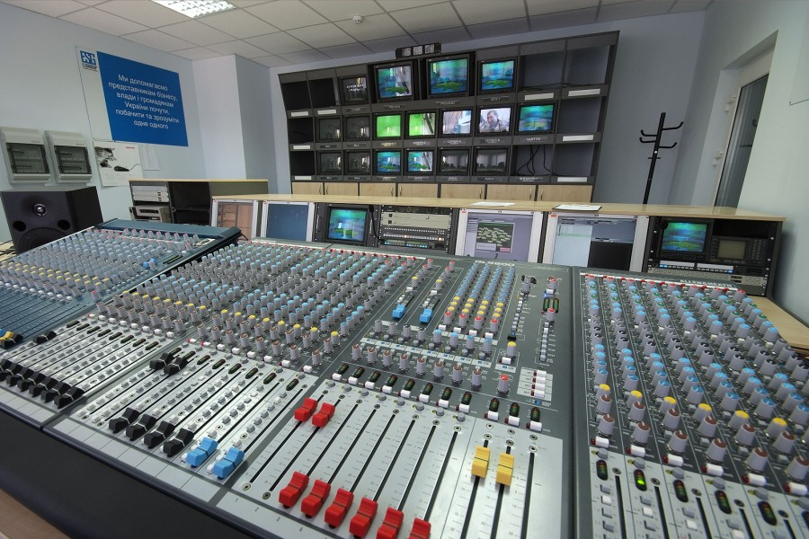Virtual Studio and control-studio block ESG
