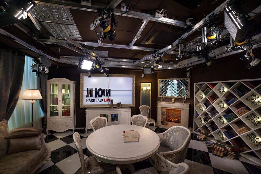 The new program TV Studio '112 Ukraine'