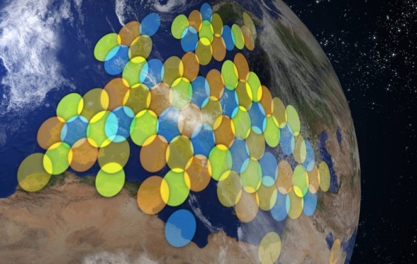 Широкополосный интернет через спутник KA-SAT