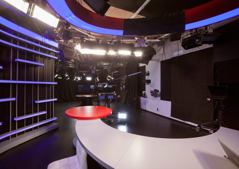 New studio news channel '24′