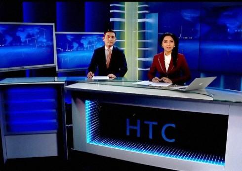 Велика багатоцільова студія каналу НТС, Киргизстан