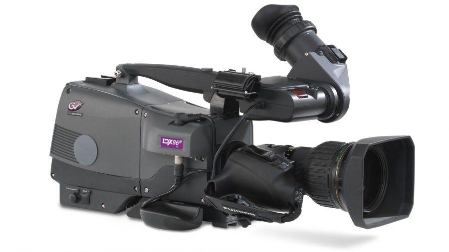Новая серия камер LDX 86N от Grass Valley