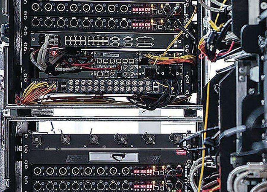 Riedel – MediorNet, розвиток  технологій