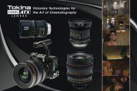 Кинооптика Tokina Cinema для украинского кино? Почему бы нет!