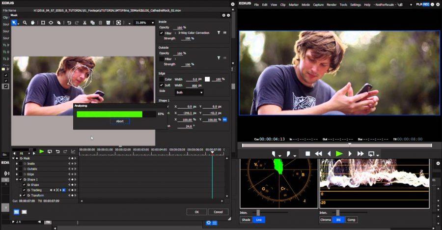 Быстрый монтаж с обновлённым Edius Pro 8.2