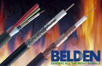 Коаксіальні кабелі і BNC роз`єми Belden Brilliance