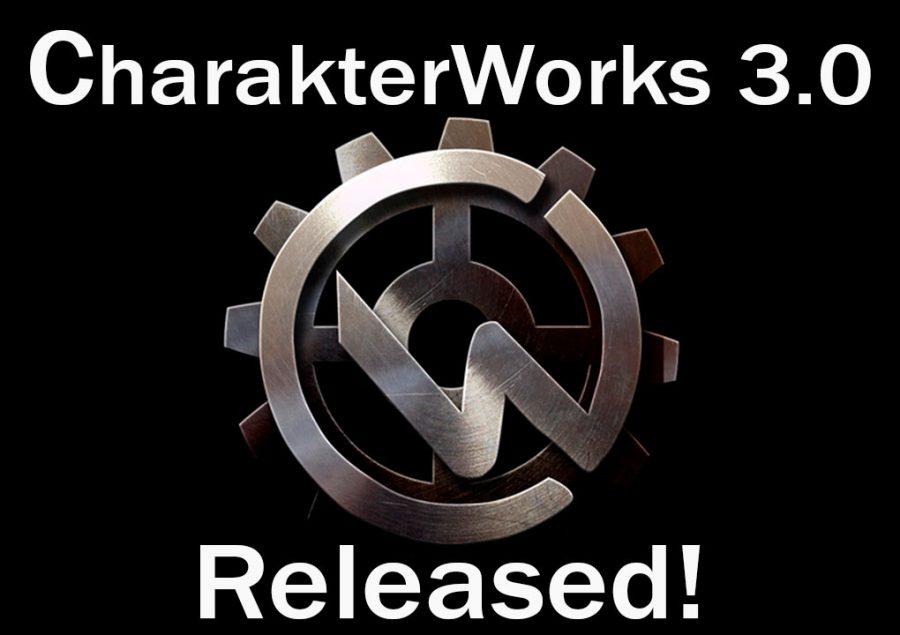 Релиз обновлённого CharacterWorks 3.0