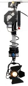 Motorisedl-teleskop