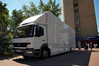 Mobile TV Station for Kyiv National University of Culture and Arts