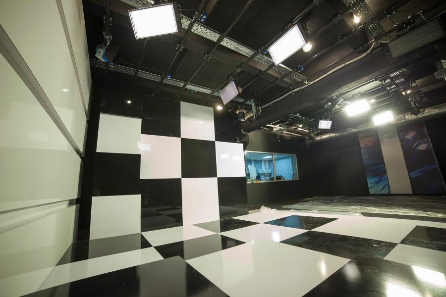 New Kiev studio TV-Channel 'ZIK'