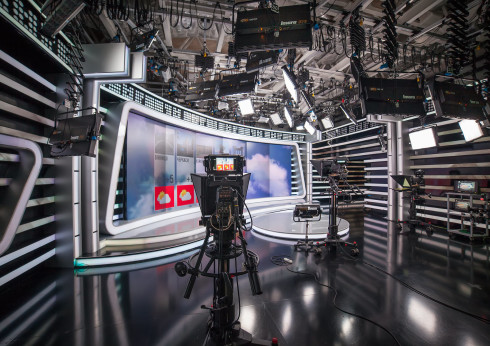 New Studios for Channel group 1+1′