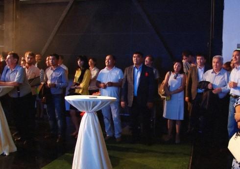 Большая многоцелевая студия канала HTC, Кыргызстан