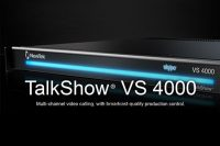 TalkShow VS 4000 — 4-х канальная система для Skype-конференций от NewTek.