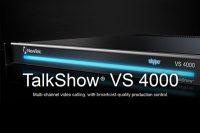 TalkShow VS 4000 — 4-х канальная система для Skype-конференций от NewTek.