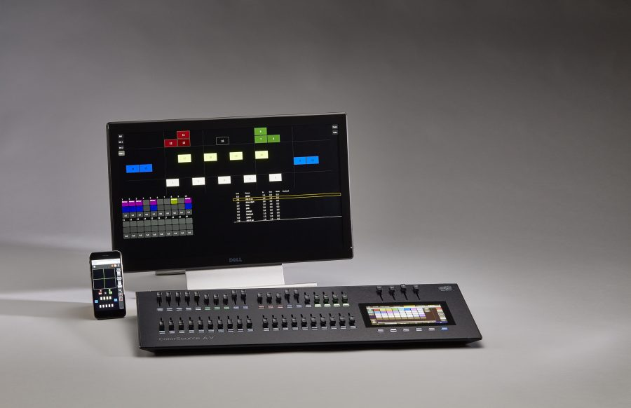 ETC Color Source consoles