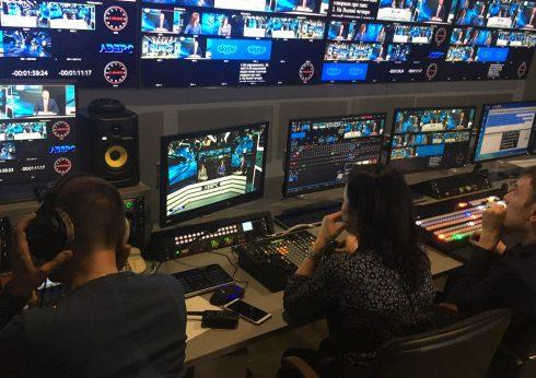 Технічне переоснащення телеканалу АВЕРС