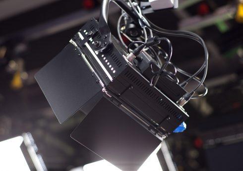 Реконструкція знімального павільйону для UATV