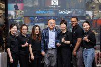 """Нова LED панель Ledgo Dyno 600C – переможець NAB Awards 2019 у категорії """"Краще RGB світло""""!"""