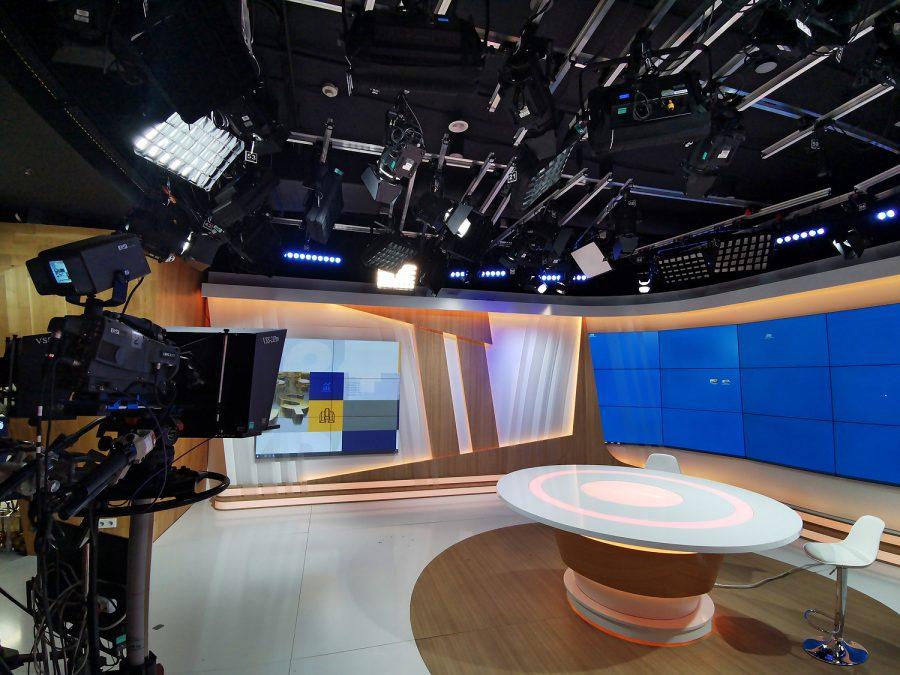 "Нові студії для каналу ""Україна 24"""