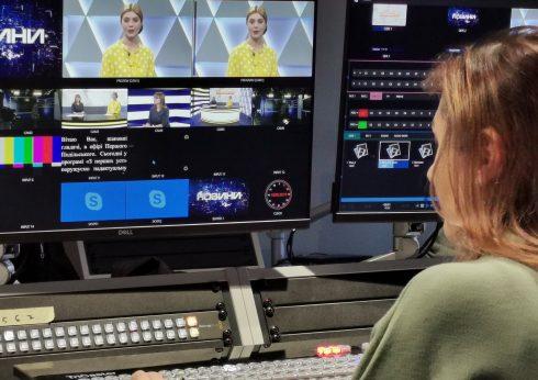 "TV channel ""Pershy Podilskiy"", Khmelnytsky"